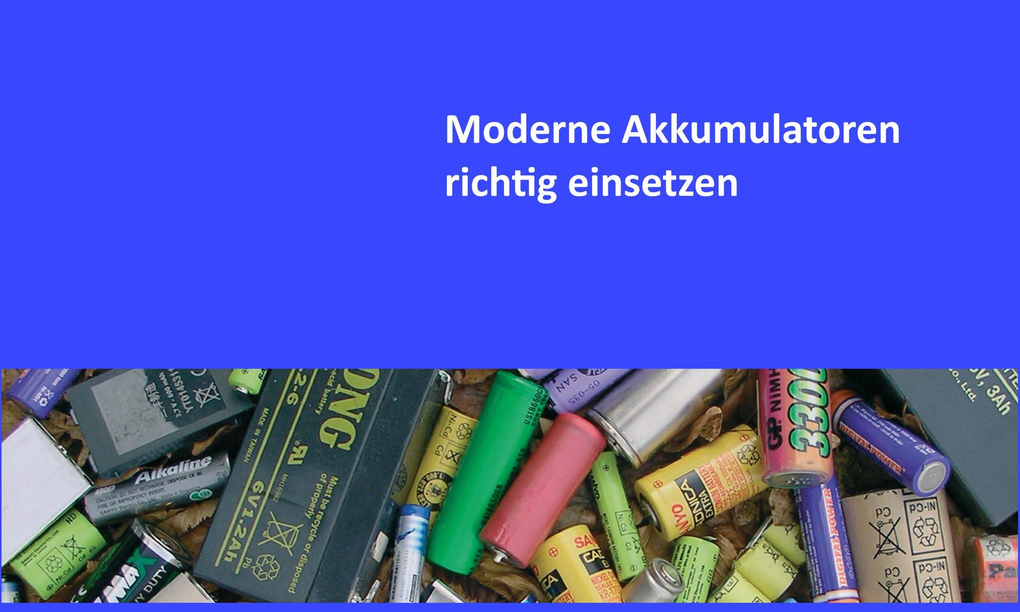 Batteriebuch